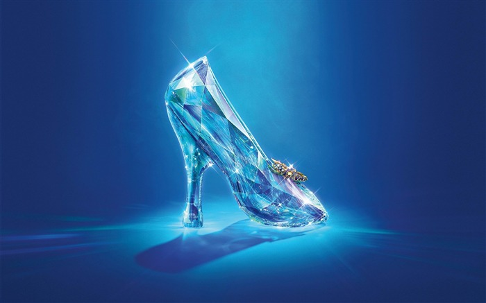 cinderella lost shoe-Movie High Quality Wallpaper Views:1919