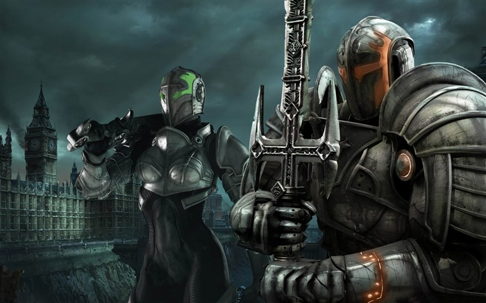 hellgate london-Games HD Wallpaper Views:2780