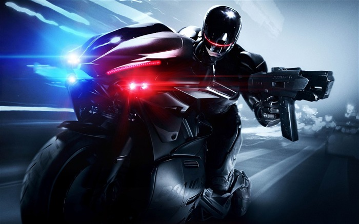 robocop remake-Movie High Quality Wallpaper Views:2622