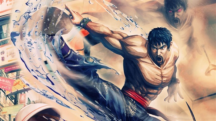 super street fighter-Games HD Wallpaper Views:2591