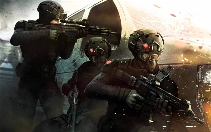 tom clancys rainbow six-Games HD Wallpaper Views:2402