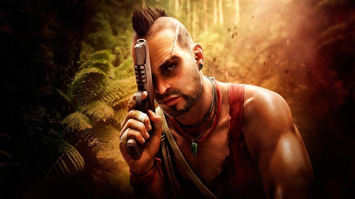 vaas far cry 3-Games HD Wallpaper Views:1388