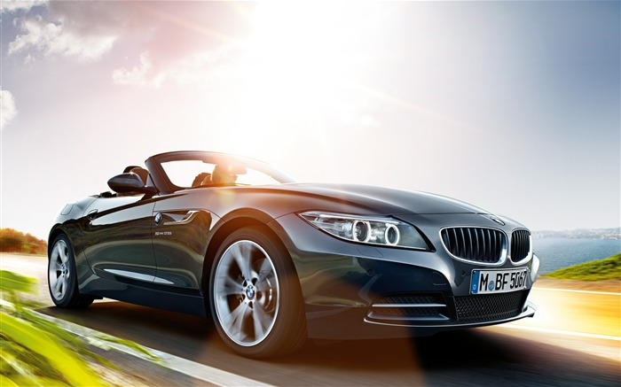 2015 BMW Z4 Cars HD Widescreen Wallpaper Views:5384