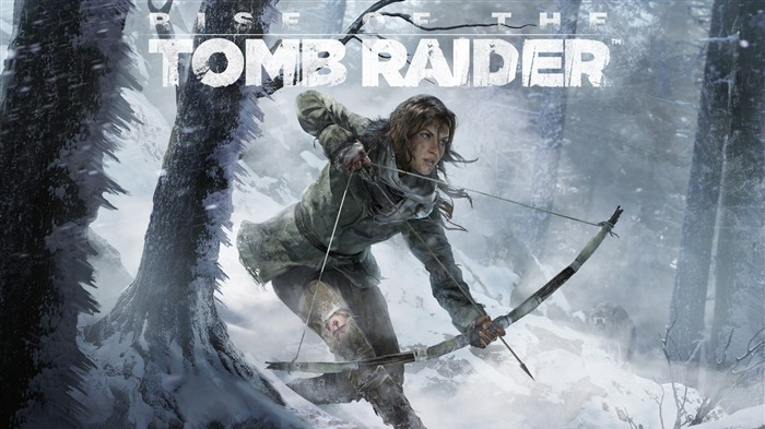 Rise of the Tomb Raider 2015 HD Game Wallpaper Views:14121