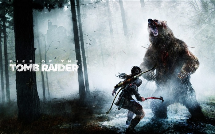 Rise Of The Tomb Raider 2015 HD Game Wallpaper 12 Views4006