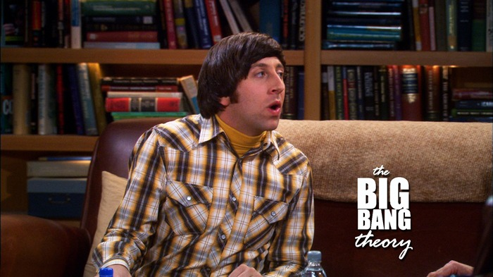 The Big Bang Theory TV Series HD Wallpaper 01 Views:1994