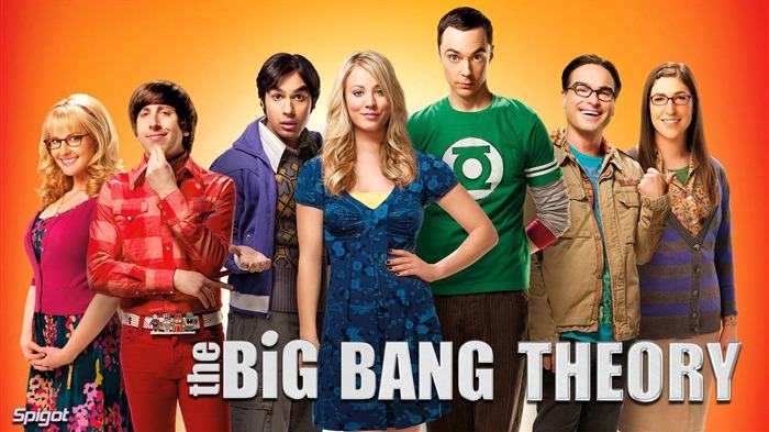 The Big Bang Theory TV Series HD Wallpaper 08 Views:1976