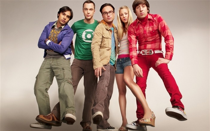 The Big Bang Theory TV Series HD Wallpaper 13 Views:2400