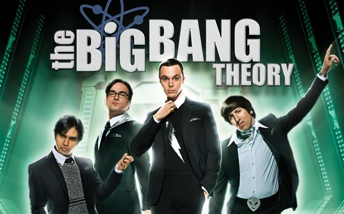 The Big Bang Theory TV Series HD Wallpaper 14 Views:2314