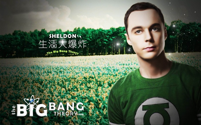 The Big Bang Theory TV Series HD Wallpaper 16 Views:1480