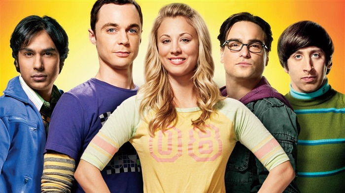 The Big Bang Theory TV Series HD Wallpaper 18 Views:1298
