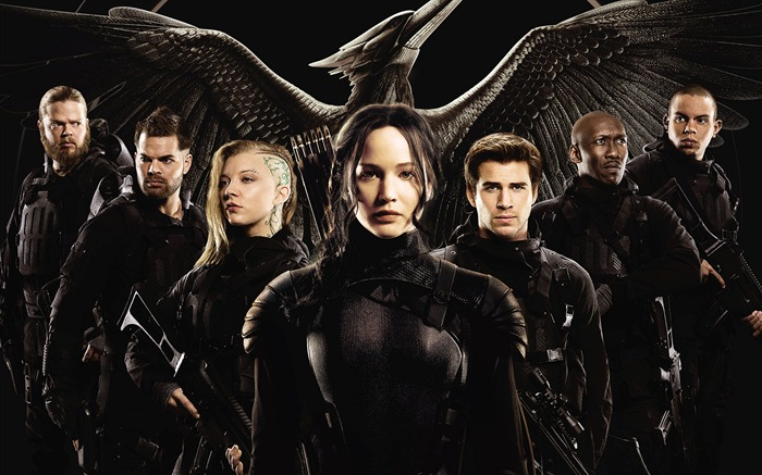 The Hunger Games Mockingjay Movie HD Wallpaper Views:11429