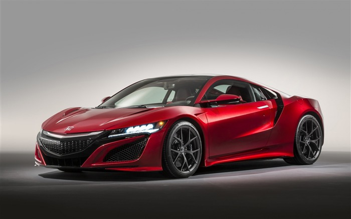 2015 Honda NSX Auto HD Wallpaper Views:4054