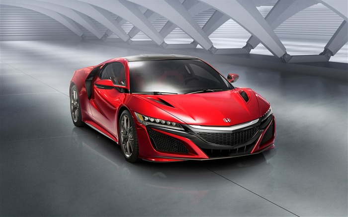 2015 Honda NSX Front Auto HD Wallpaper Views:2991