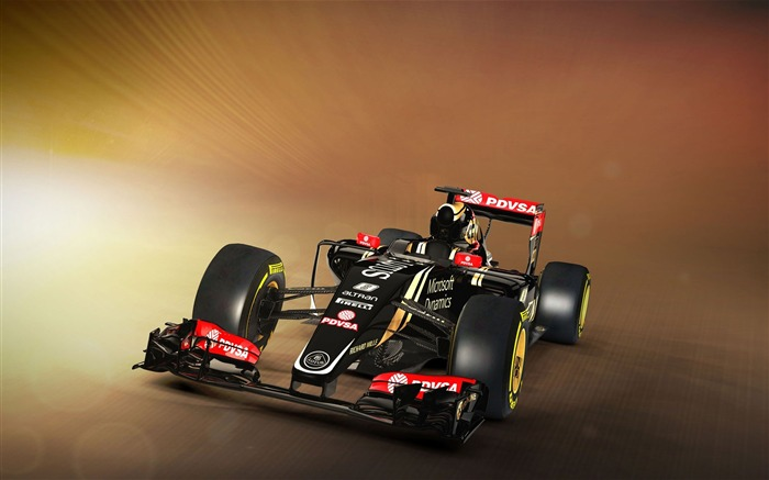 2015 Lotus E23 Formula 1-High Quality HD Wallpaper Views:2684