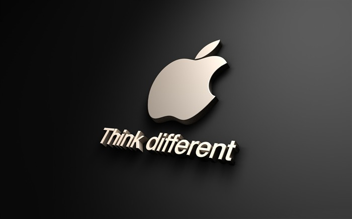 Apple Brand Advertising HD Widescreen Wallpaper Views:11711