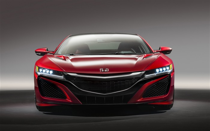 Honda NSX 2015 Auto HD Wallpaper Views:3872