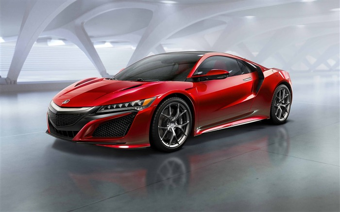 Honda NSX 2015 Auto HD Widescreen Wallpaper Views:5589