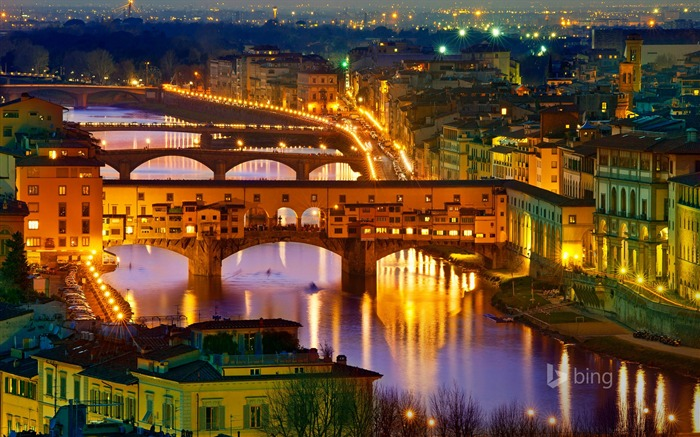 River Crossing City Night-2015 Bing theme wallpaper Views:4889 Date:3/3/2015 7:16:14 AM