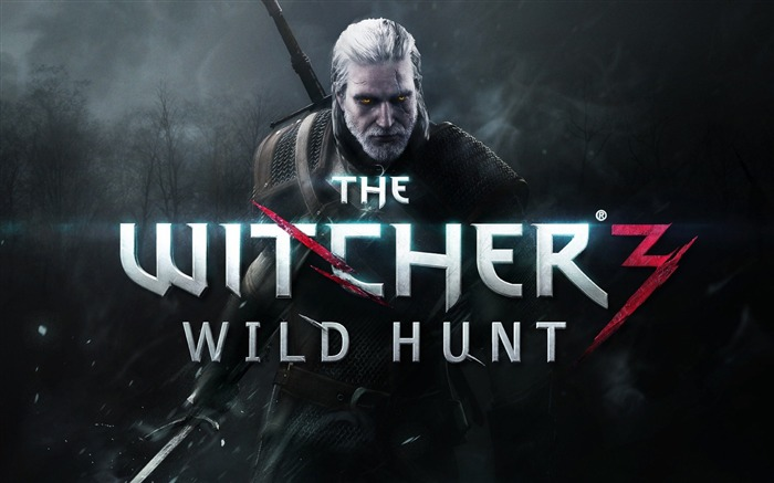 THE WITCHER 3 WILD HUNT Game HD Wallpaper Views:13447