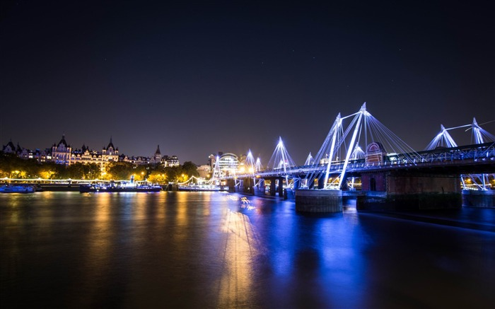 london night photo-Cities Desktop Wallpaper Views:3119