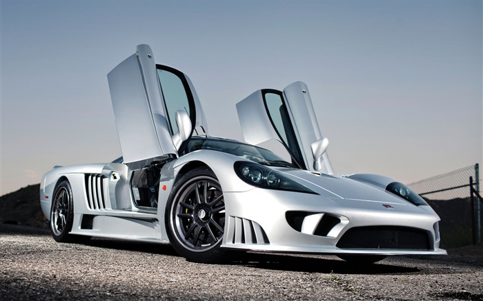 saleen s7 supercar-High Quality HD Wallpaper Views:1938