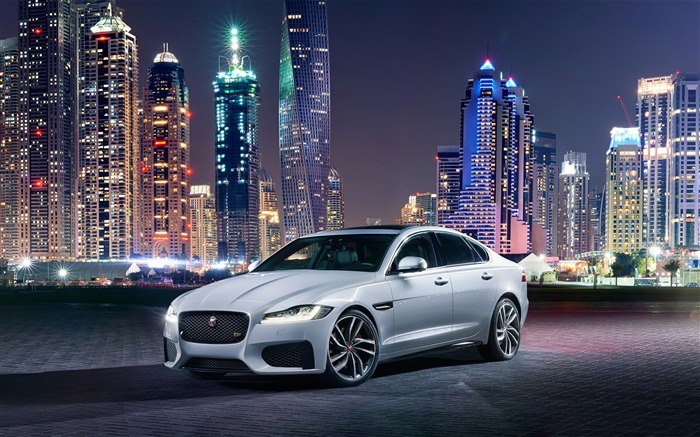 2016 Jaguar XF Auto HD Desktop Wallpaper Views:5670
