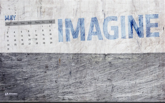 Imagine-May 2015 Calendar Wallpaper Views:2452