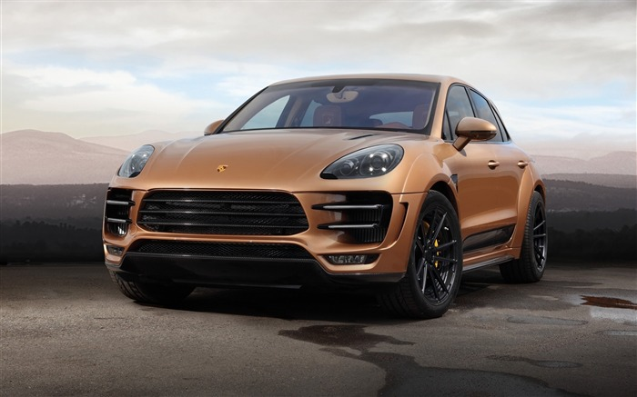 2015 Porsche Macan URSA Aurum Car HD Wallpaper Views:6212