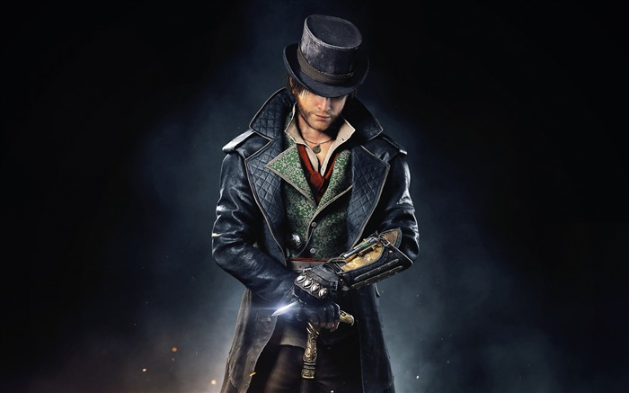 Assassins Creed Syndicate 2015 HD Game Wallpaper 01 Views:6411