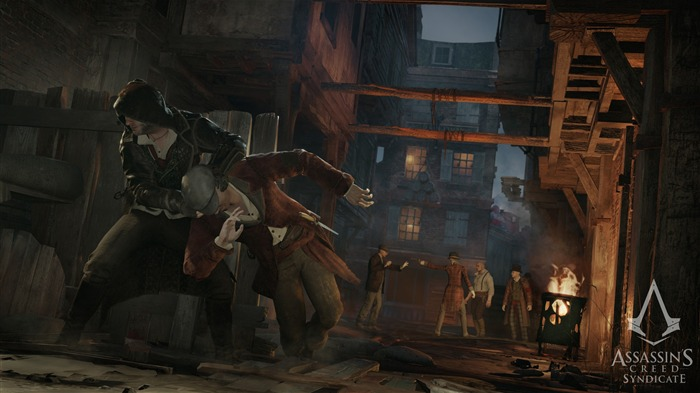 Assassins Creed Syndicate 2015 HD Game Wallpaper 04 Views:1941