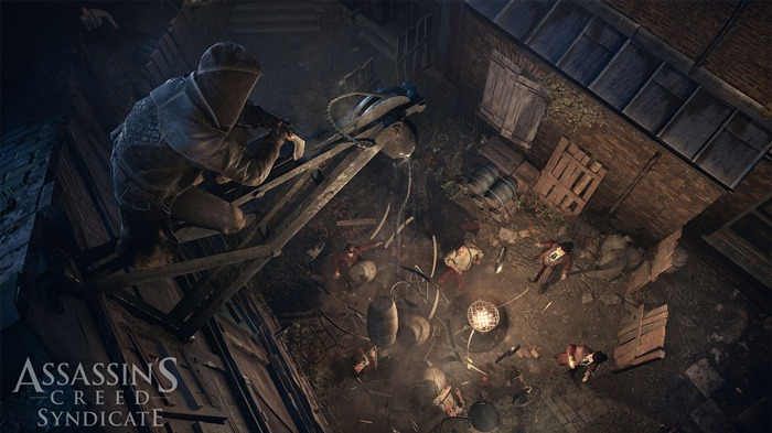 Assassins Creed Syndicate 2015 HD Game Wallpaper 05 Views:2087