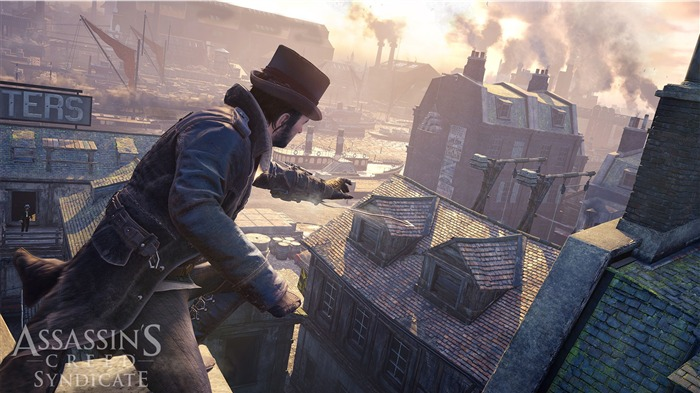 Assassins Creed Syndicate 2015 HD Game Wallpaper 06 Views:1911