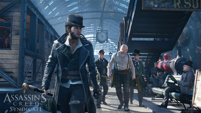 Assassins Creed Syndicate 2015 HD Game Wallpaper 07 Views:1851