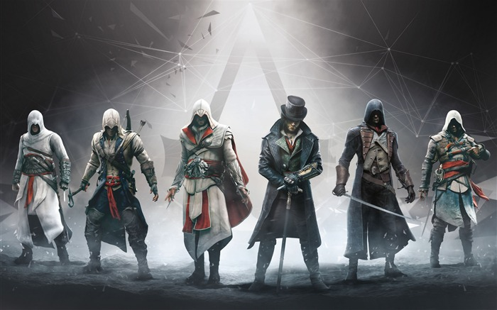 Assassins Creed Syndicate 2015 HD Game Wallpaper 09 Views:2803