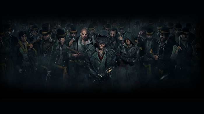 Assassins Creed Syndicate 2015 HD Game Wallpaper 11 Views:1902