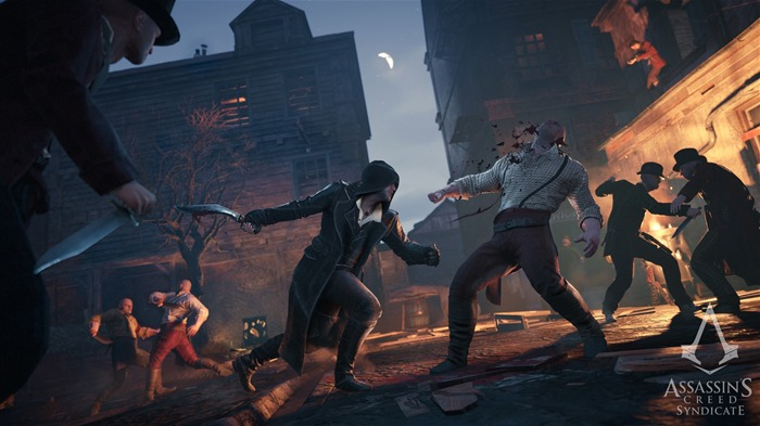 Assassins Creed Syndicate 2015 HD Game Wallpaper 12 Views:2248