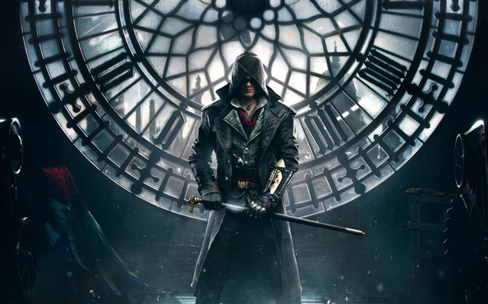 Assassins Creed Syndicate 2015 HD Game Wallpaper 13 Views:4804