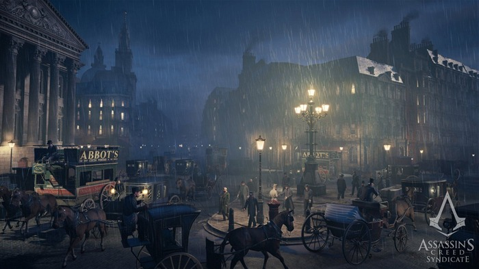 Assassins Creed Syndicate 2015 HD Game Wallpaper 19 Views:929