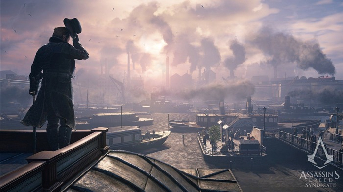 Assassins Creed Syndicate 2015 HD Game Wallpaper 20 Views:813