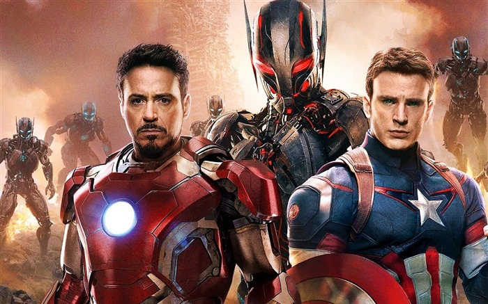 Avengers Age of Ultron 2015 Movie HD Wallpaper 01 Views:2347