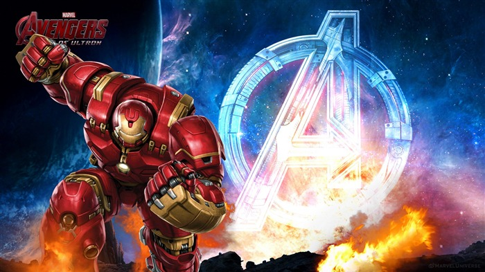 Avengers Age of Ultron 2015 Movie HD Wallpaper 04 Views:1543