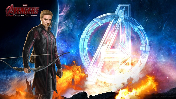 Avengers Age of Ultron 2015 Movie HD Wallpaper 07 Views:1942