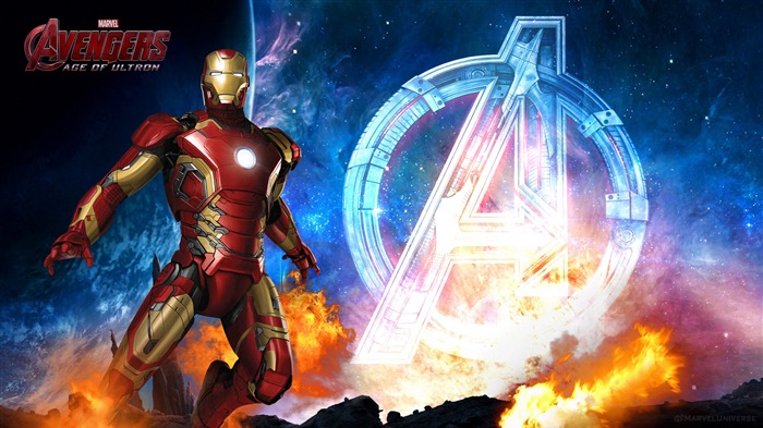 Avengers Age of Ultron 2015 Movie HD Wallpaper 12 Views:2043
