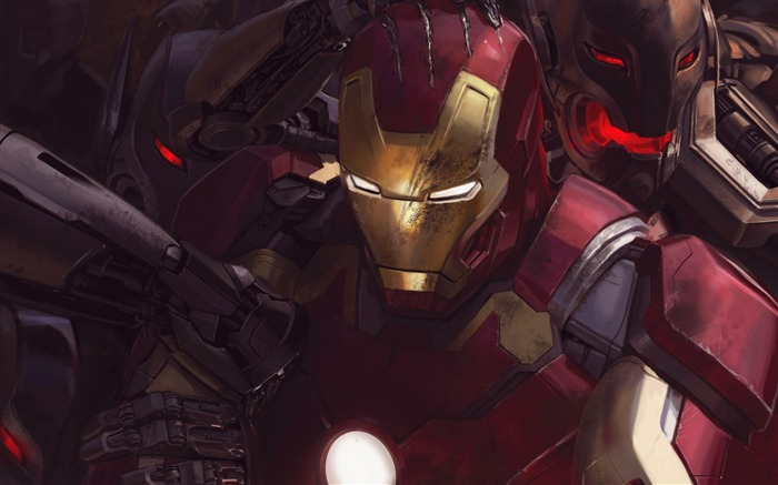 Avengers Age of Ultron 2015 Movie HD Wallpaper 14 Views:2223