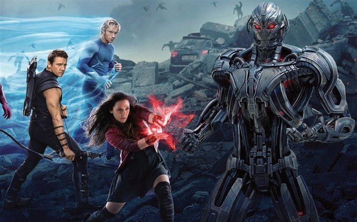 Avengers Age of Ultron 2015 Movie HD Wallpaper 19 Views:1426