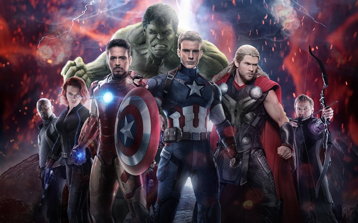 Avengers Age of Ultron 2015 Movie HD Wallpaper 21 Views:1190