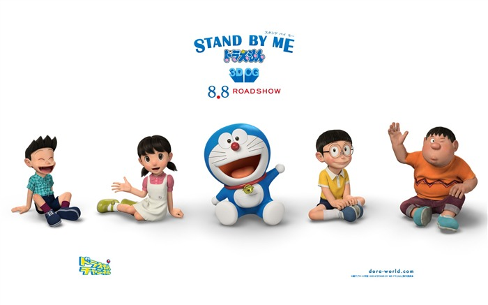 Stand By Me Doraemon Movie HD Widescreen Wallpaper 01 Views:3830
