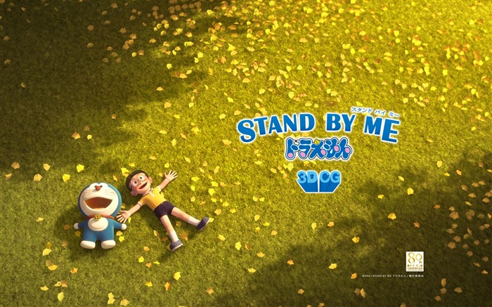 Stand By Me Doraemon Movie HD Widescreen Wallpaper 03 Views:3338