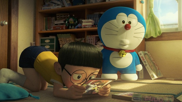 Stand By Me Doraemon Movie HD Widescreen Wallpaper 06 Views:3970